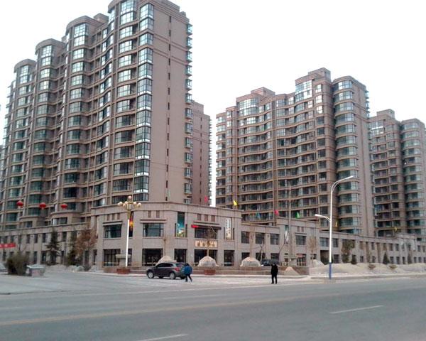陕xi-sheng世嘉园